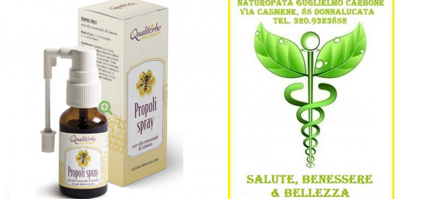 Propoli spray Qualiterbe